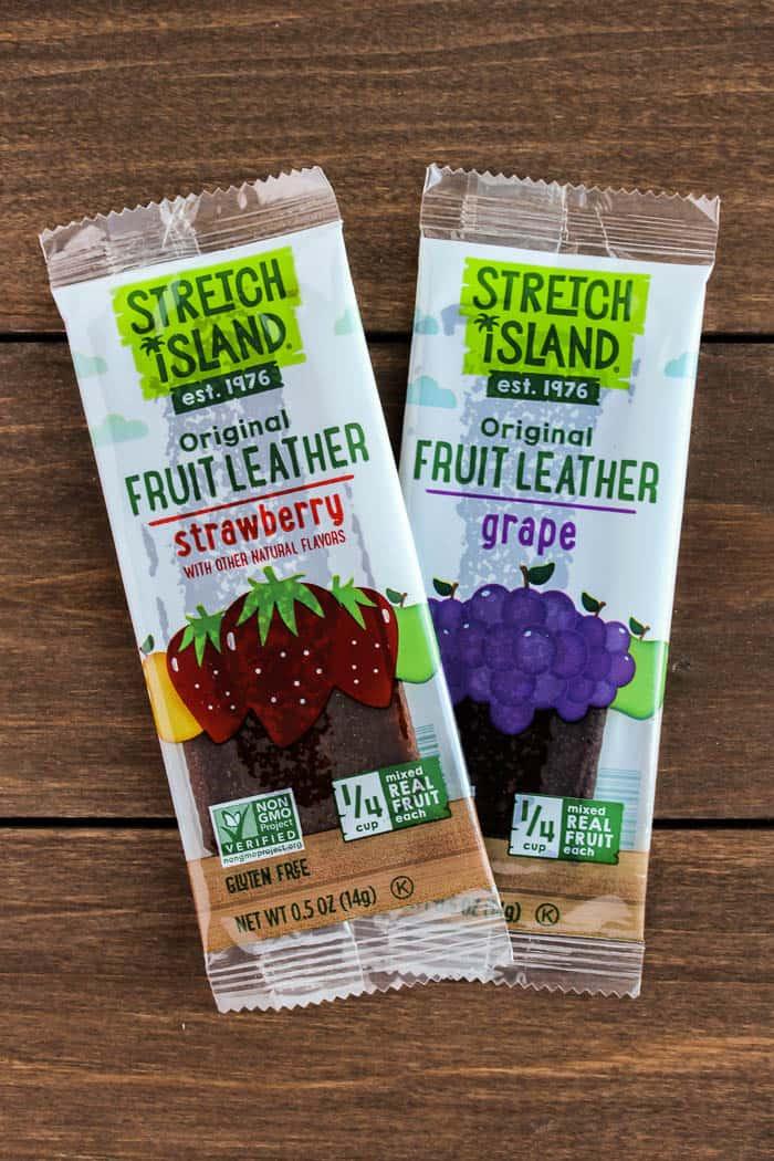 Stretch Island Fruit Leather