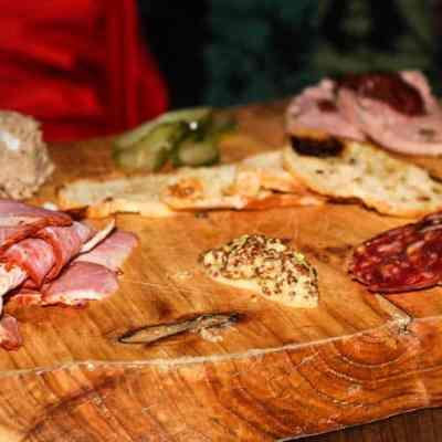 Tiffins Restaurant Dinner Review (November 2017)