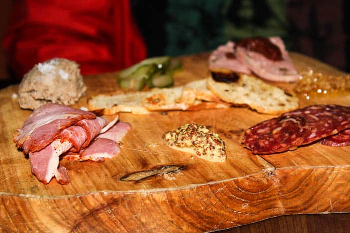 Chef's House-made Charcuterie Board