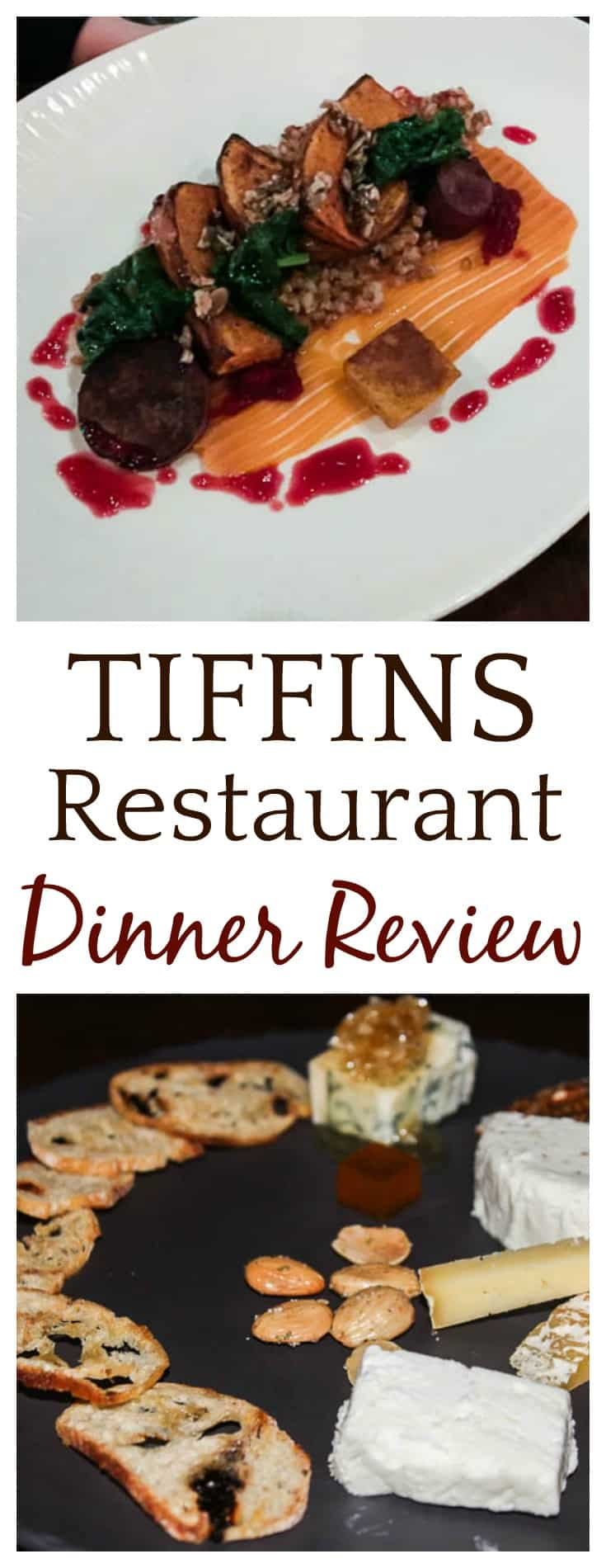 This Tiffins Restaurant dinner review is based on my experience when visiting the restaurant in November 2017 with my family. | #disneydining #tiffins #restaurants, #disneyworld #animalkingdom
