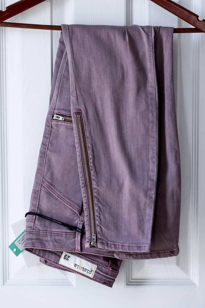Stitch Fix Topanga Cargo Zipper Detail Skinny Pant by Pistola #ad #stitchfix #stitchfixreview #stitchfix2018 #springfashion