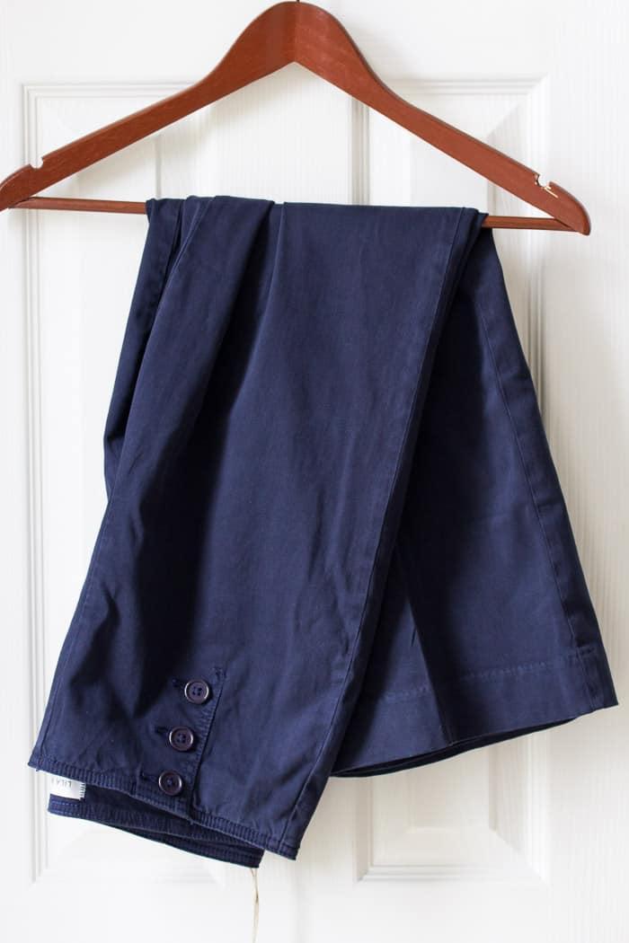 Stitch Fix Lila Ryan Colla Wide Leg Sailor Pants #ad #stitchfixreview #stitchfix #style #fashion