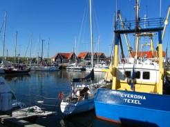 The harbour of Oudeschild