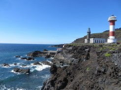 Faro Lighthouse, which mark the southern most point of the island.