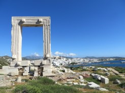 The gate of Naxos.
