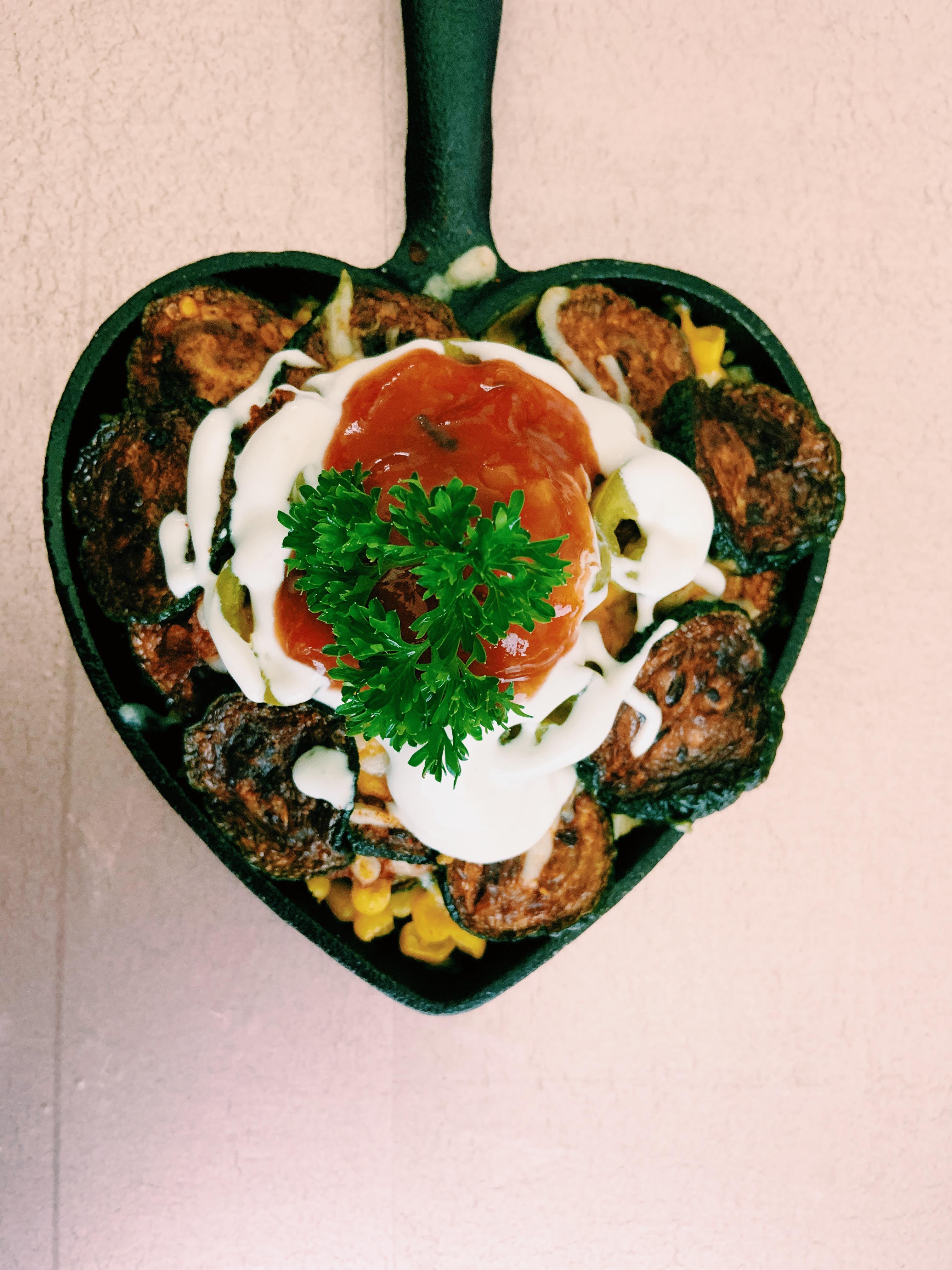 Recipes for the Soul: Vegetarian Nachos
