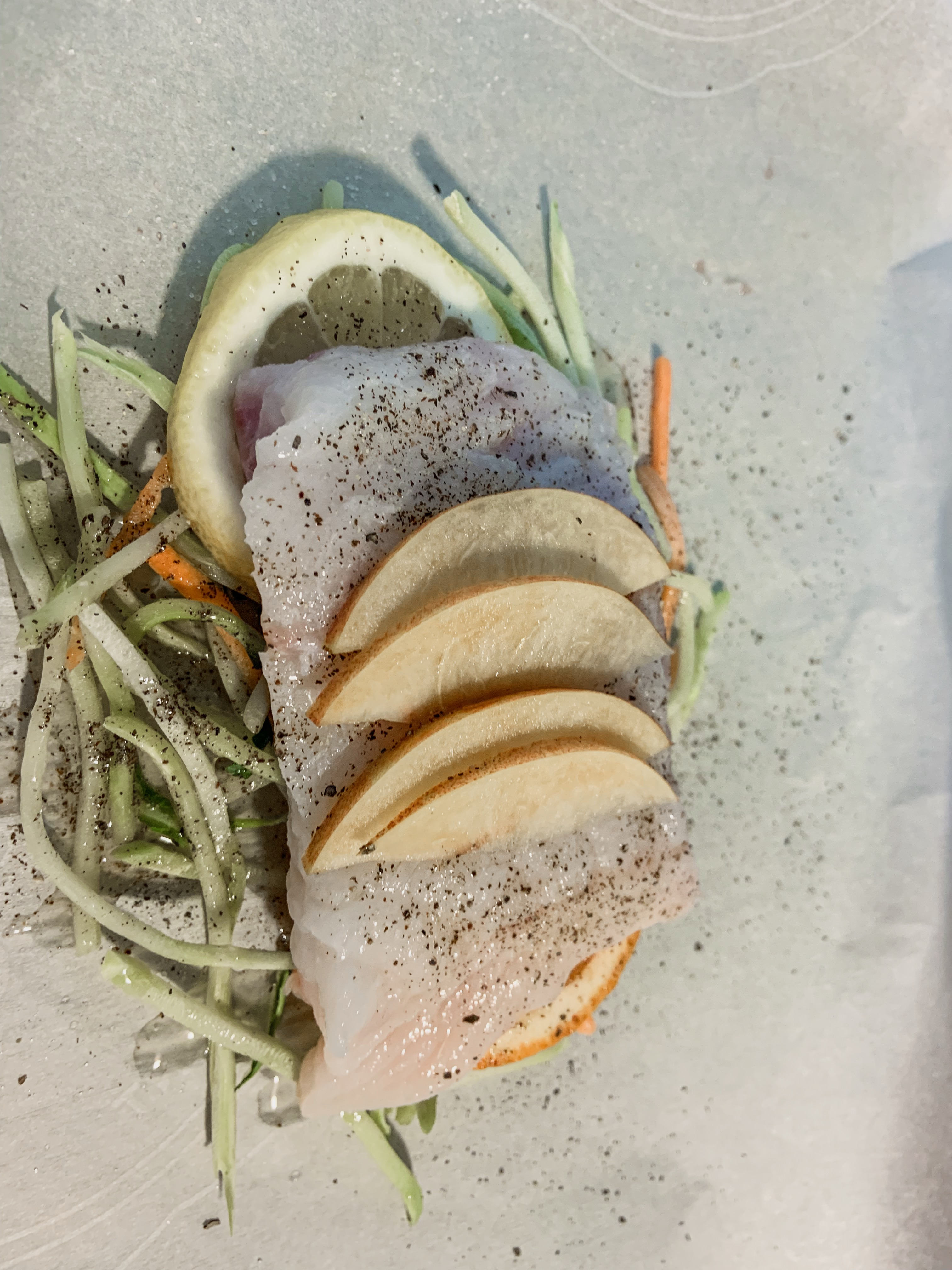Tasty Tuesday: Spring Citrus Cod