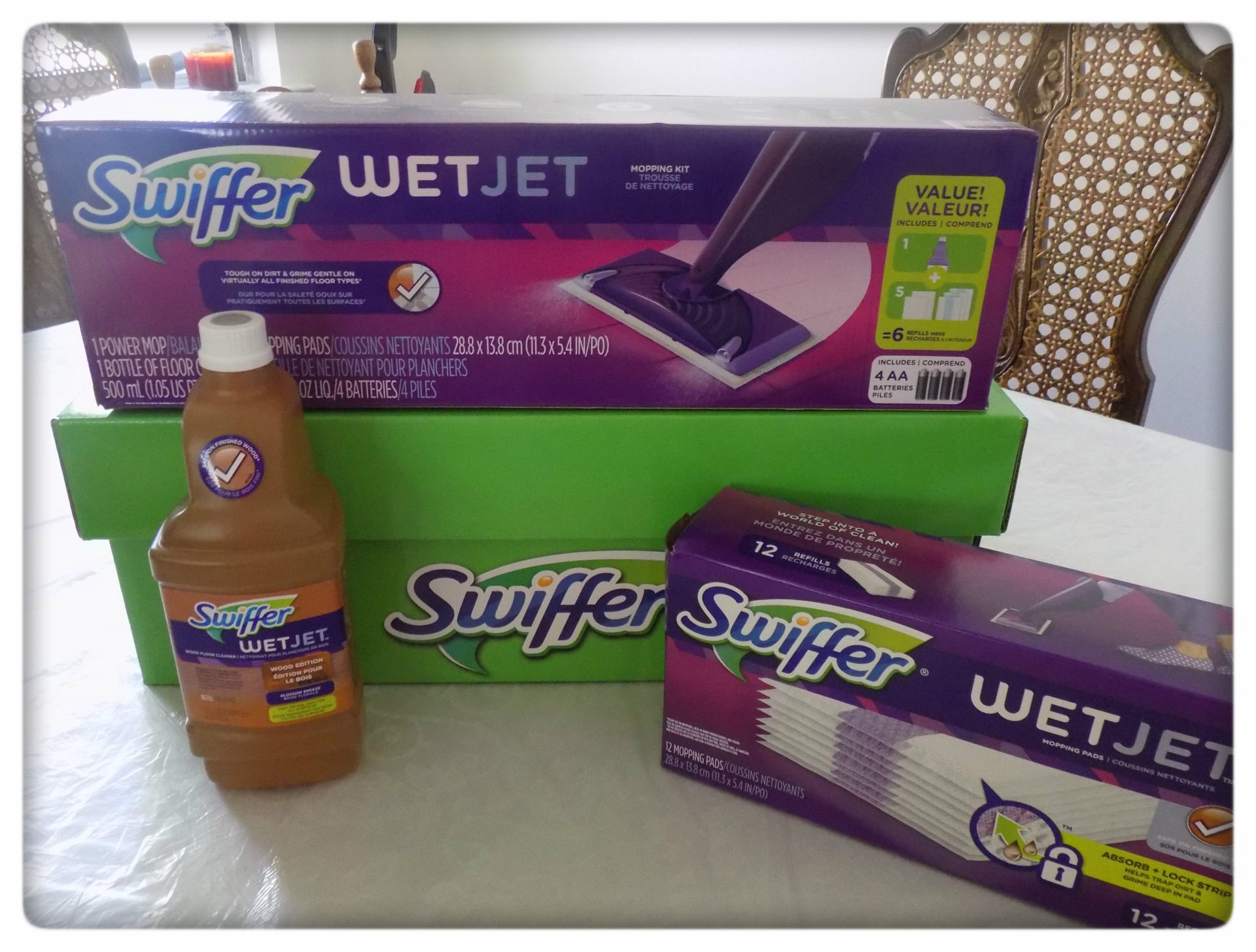 Febreze Amp Swiffer The Perfect Duo For Your Homes