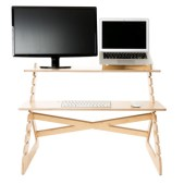 Readydesk 2 - laptop stand included