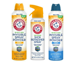 ARM & HAMMER personal care products