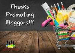 Kids' School Essentials Giveaway thank you page