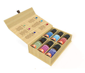 Essential Oils Set Giveaway GuruNanda Top 6 Essential Oils Set image