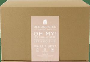 Decocrated Quarterly Home Decor Subscription Box image