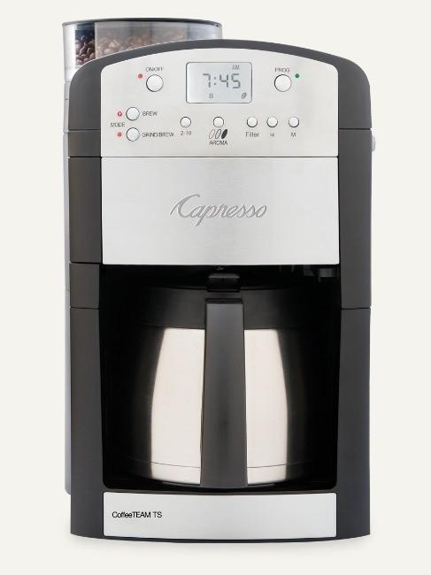 Capresso CoffeeTEAM TS Coffee Maker