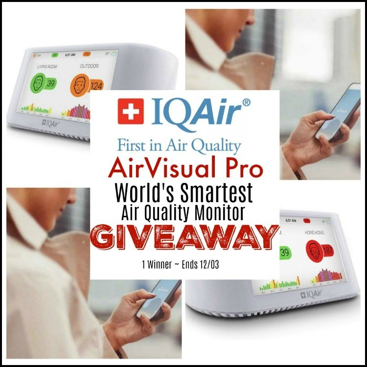 AirVisual Pro