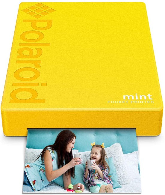 Polaroid Mint Pocket Printer Giveaway