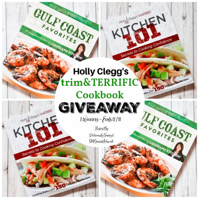 Holly Clegg trim&TERRIFIC Cookbook
