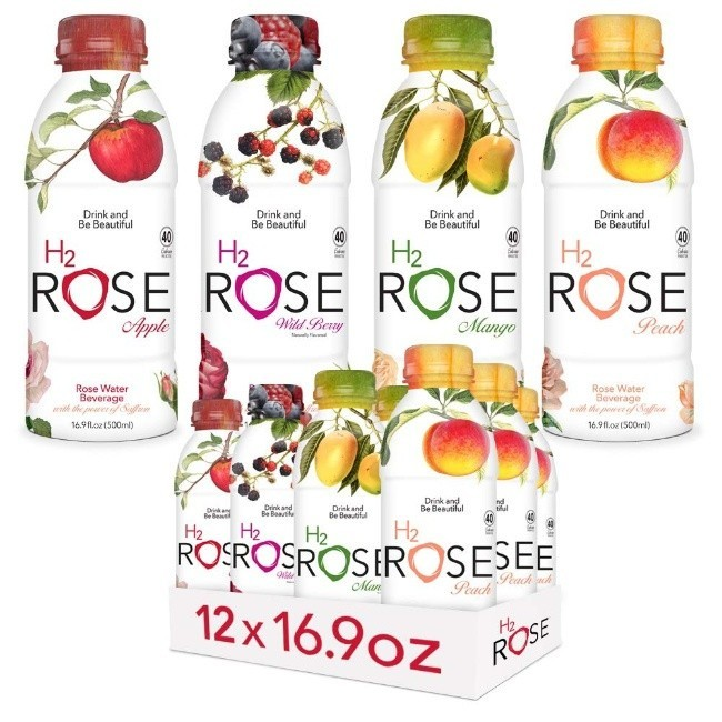 H2Rose Stay Hydrated ~ Be Beautiful Giveaway ~ Ends 12/23 @DrinkH2Rose @DeliciouslySavv #MySillyLittleGang