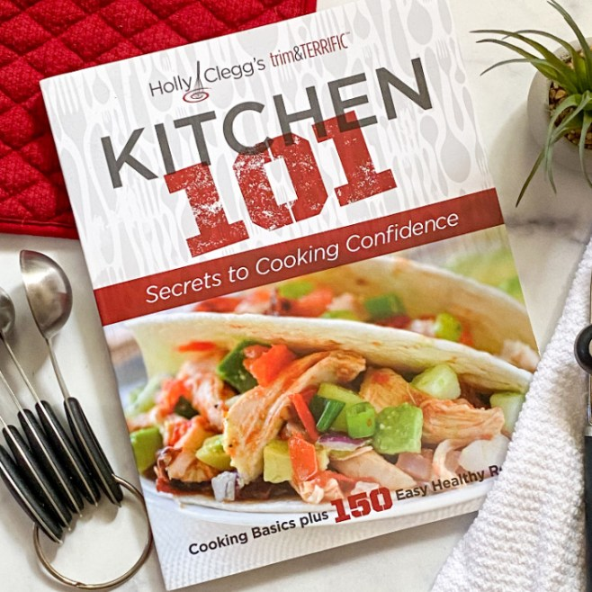 Holly Clegg's trim&TERRIFIC Eat Healthy & Eat Well Cookbook Giveaway ~ Ends 10/29 #MySillyLittleGang