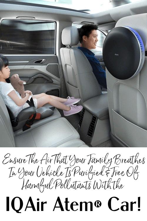IQAir Atem Car