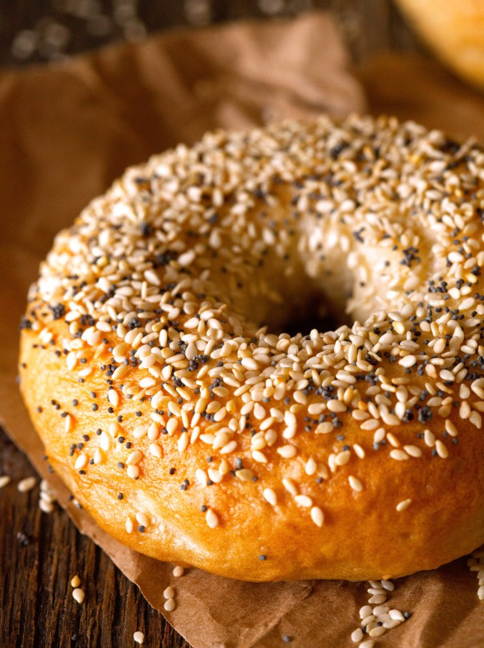 Two-Hour Bagels