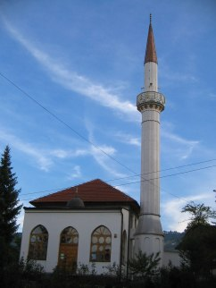 Mosque in Visegrad