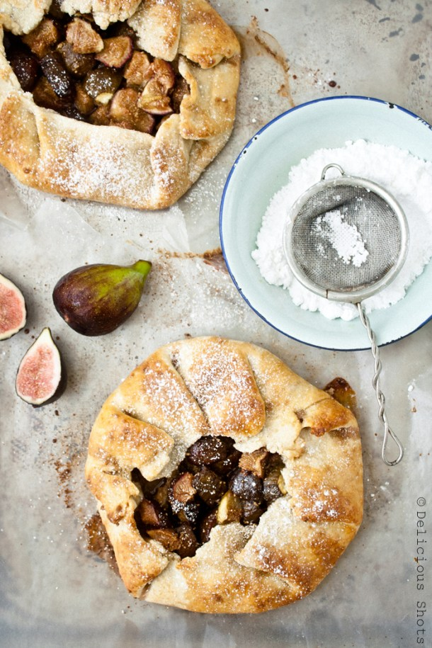 Fig Galette + A New Video