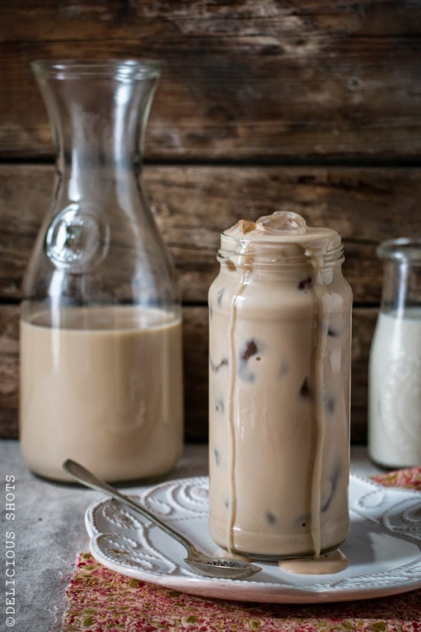 Condensed Milk Iced Coffee