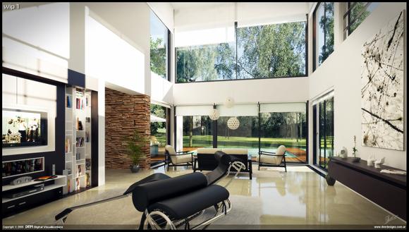 Apartment Interior Design Software