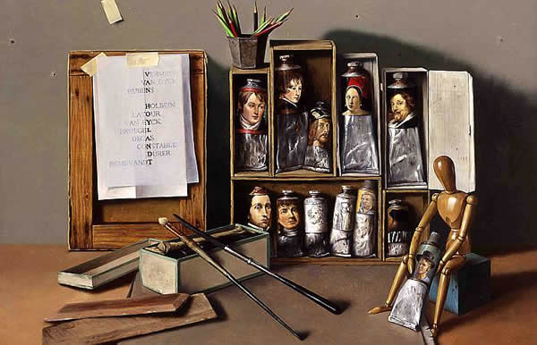 Famous Surrealism Art Paintings And Their Meaning