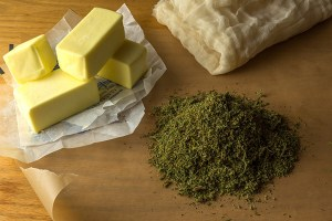 How to make weed butter on your own