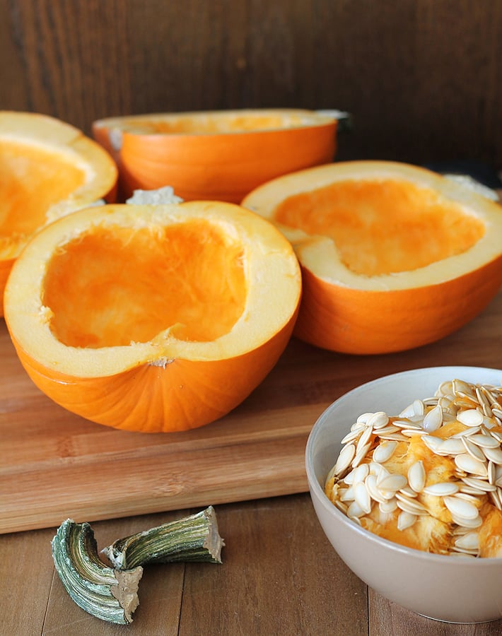 How to Make Homemade Pumpkin Puree is easy if you follow these simple steps.