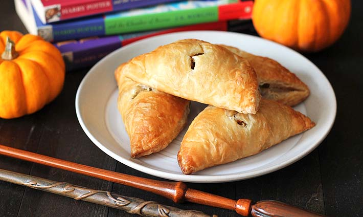 Pumpkin Pasties (A Harry Potter Recipe!)