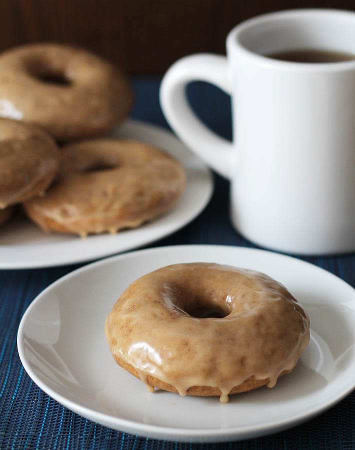 Gluten Free Maple Donuts