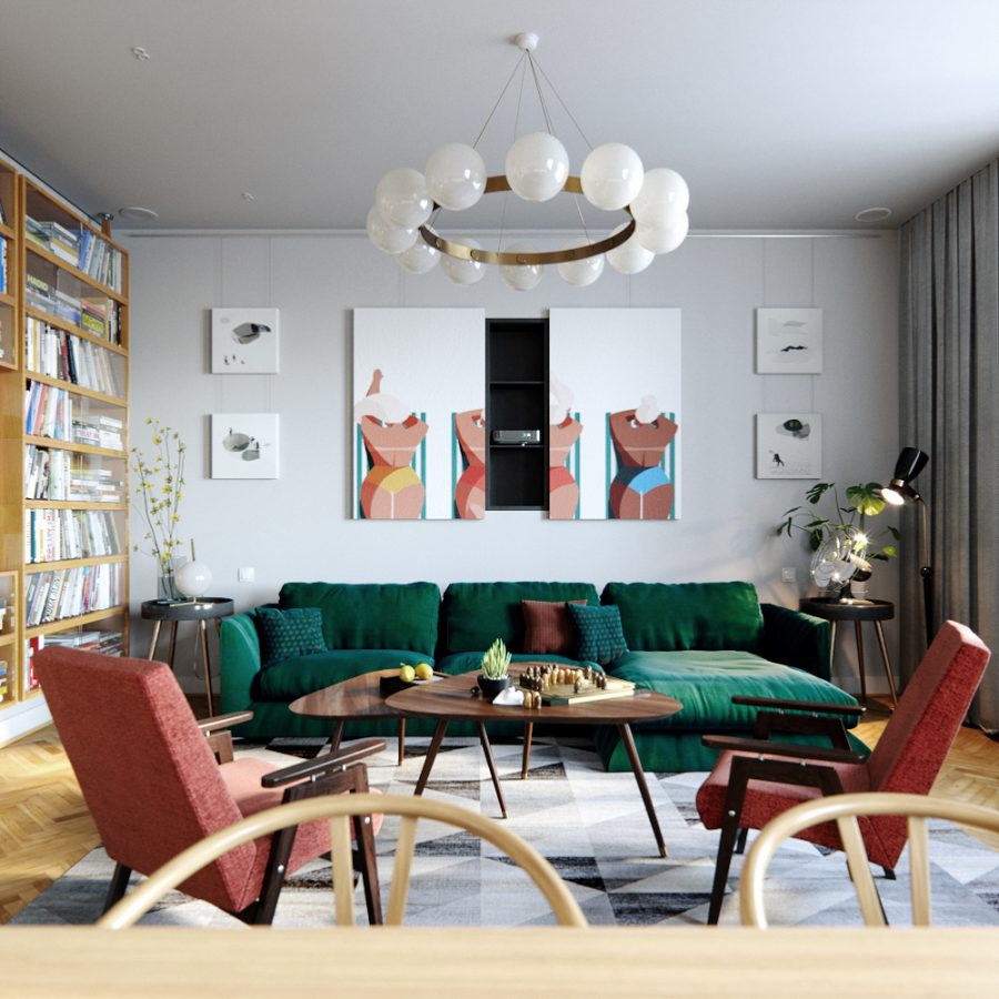 Mid Century Home Decor: How To Mix Vintage Home Decor With Modern Style