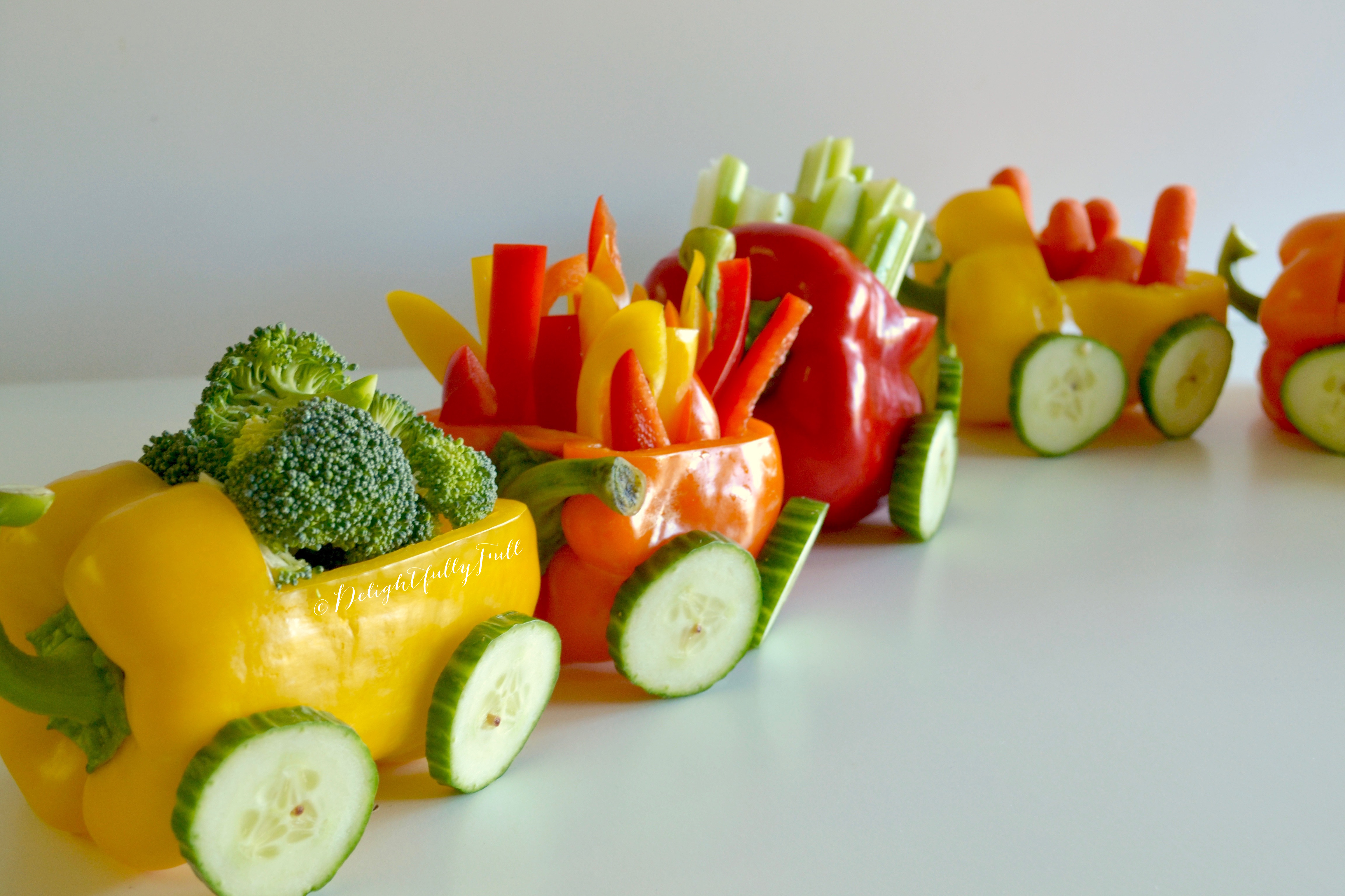 Exceptional Veggie Tray(n)