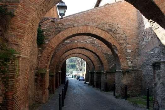 Underground Rome Tour_clivo_di_scauro