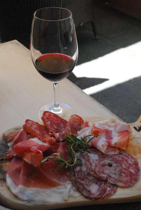 Chianti_Castello di Meletto-Degustazione