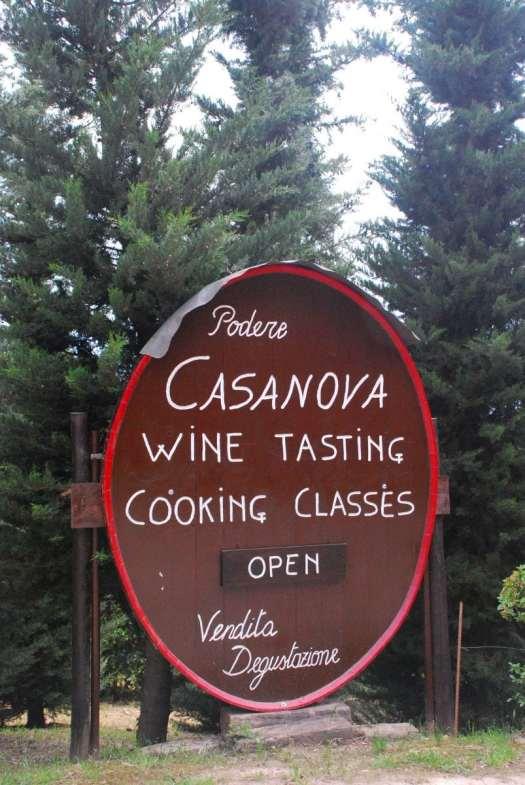 Chianti itinerary - Cantine Casanova