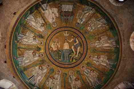 Visit Ravenna_Battistero degli Ariani 2