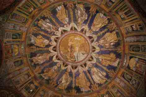 Visit Ravenna_Neonian Baptistery1