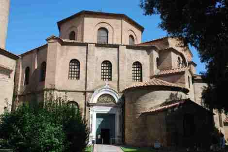Visit Ravenna_San Vitale_Front