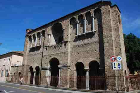 Visit Ravenna_Teodorico's Palace