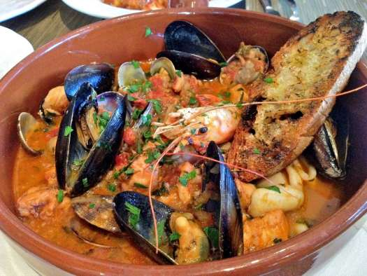 Florence typical food: Caciucco alla livornese