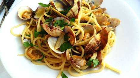 Visit Italy_spaghetti alle vongole