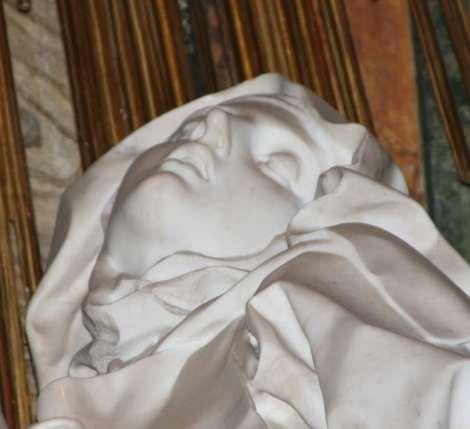 Visit Rome_estasi of St Teresa