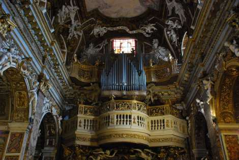 Visit Rome_Santa Maria della Vittoria 1
