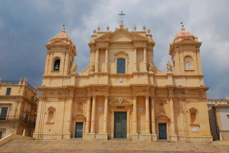 7 days Sicily Itinerary_Noto Cathedral