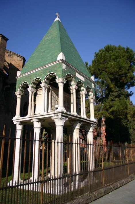 Visit Bolgna_San Francesco_Arca di Odofredo