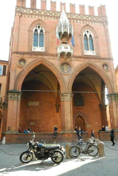 Visit Bologna_portici 4